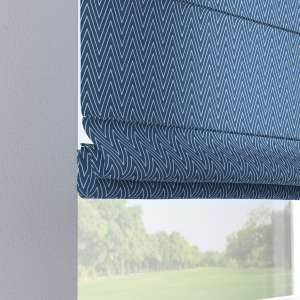 Verona tab top roman blind 80 x 170 cm (31.5 x 67 inch) in collection Brooklyn, fabric: 137-88