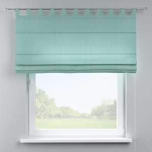 Verona tab top roman blind 80 x 170 cm (31.5 x 67 inch) in collection Brooklyn, fabric: 137-90