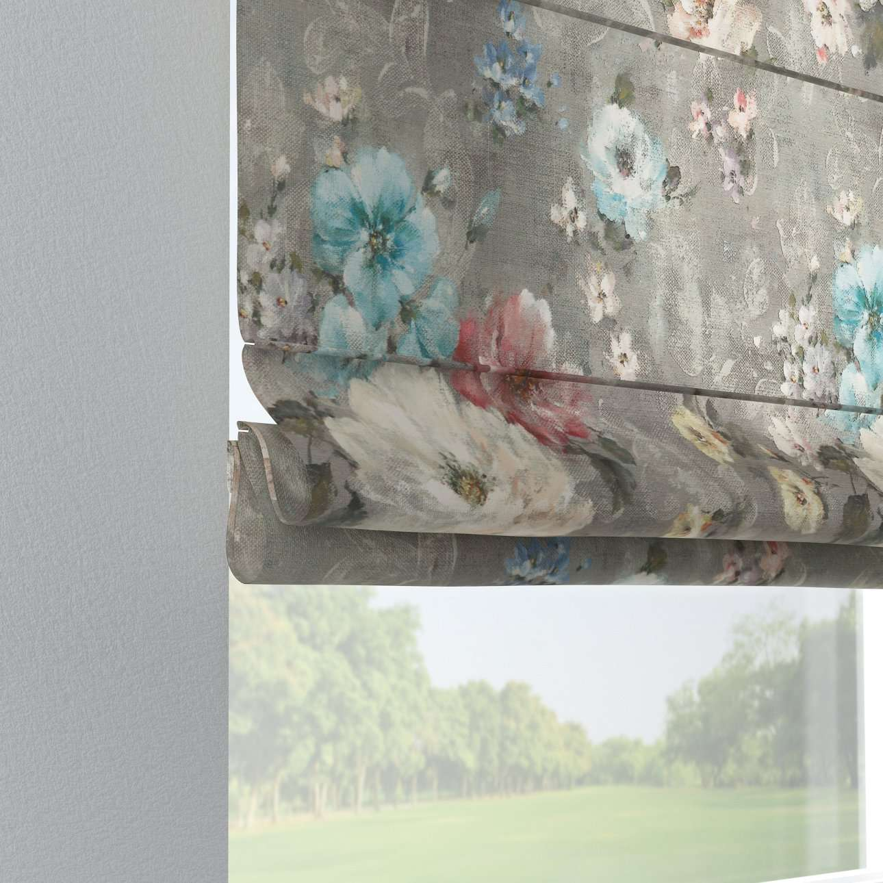 Rímska roleta Verona 80 × 170 cm V kolekcii Monet, tkanina: 137-81