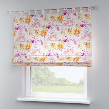 Verona tab top roman blind 80 x 170 cm (31.5 x 67 inch) in collection Monet, fabric: 140-04