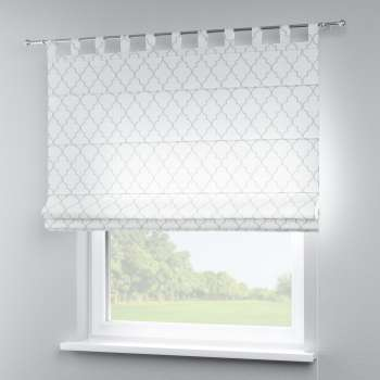 Verona tab top roman blind in collection Comics/Geometrical, fabric: 137-85