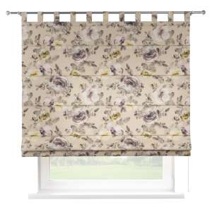 Verona tab top roman blind 80 x 170 cm (31.5 x 67 inch) in collection Londres, fabric: 140-44