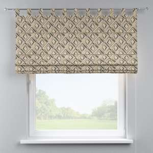 Verona tab top roman blind 80 x 170 cm (31.5 x 67 inch) in collection Londres, fabric: 140-46