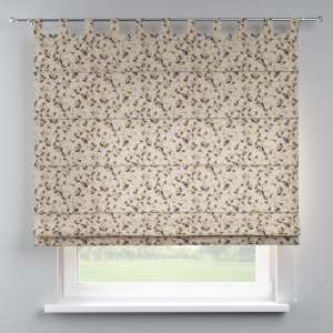 Verona tab top roman blind 80 x 170 cm (31.5 x 67 inch) in collection Londres, fabric: 140-48