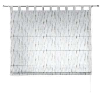 Verona tab top roman blind 80 x 170 cm (31.5 x 67 inch) in collection Aquarelle, fabric: 140-66