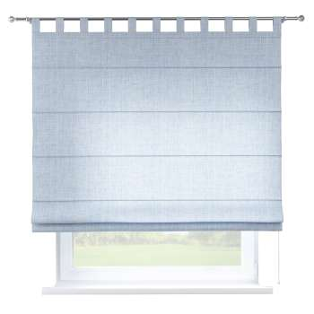 Verona tab top roman blind in collection Aquarelle, fabric: 140-74