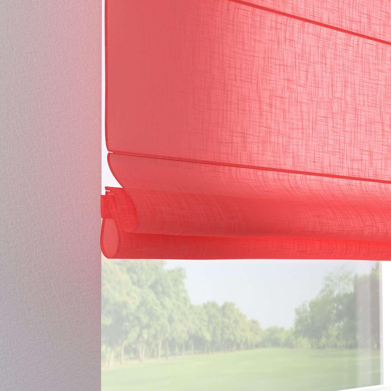 Foldegardin Verona<br/>Med stropper til gardinstang fra kollektionen Romantik, Stof: 128-02