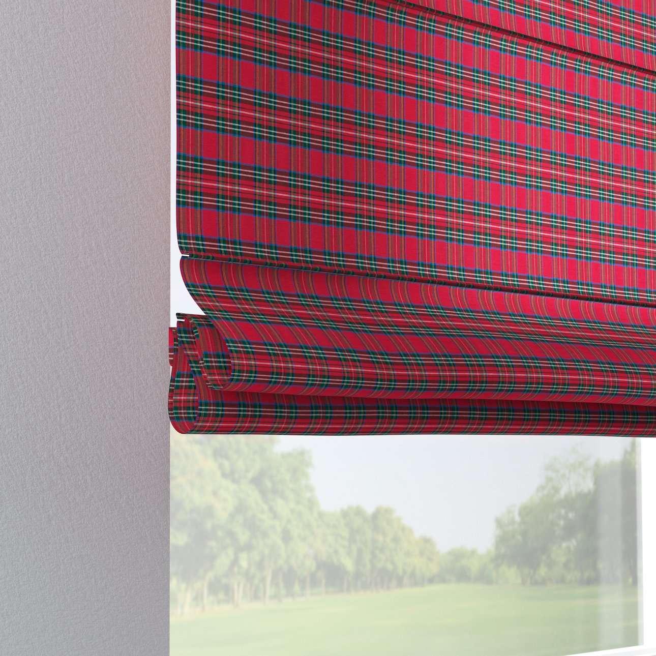 Foldegardin Verona<br/>Med stropper til gardinstang fra kollektionen Bristol, Stof: 126-29