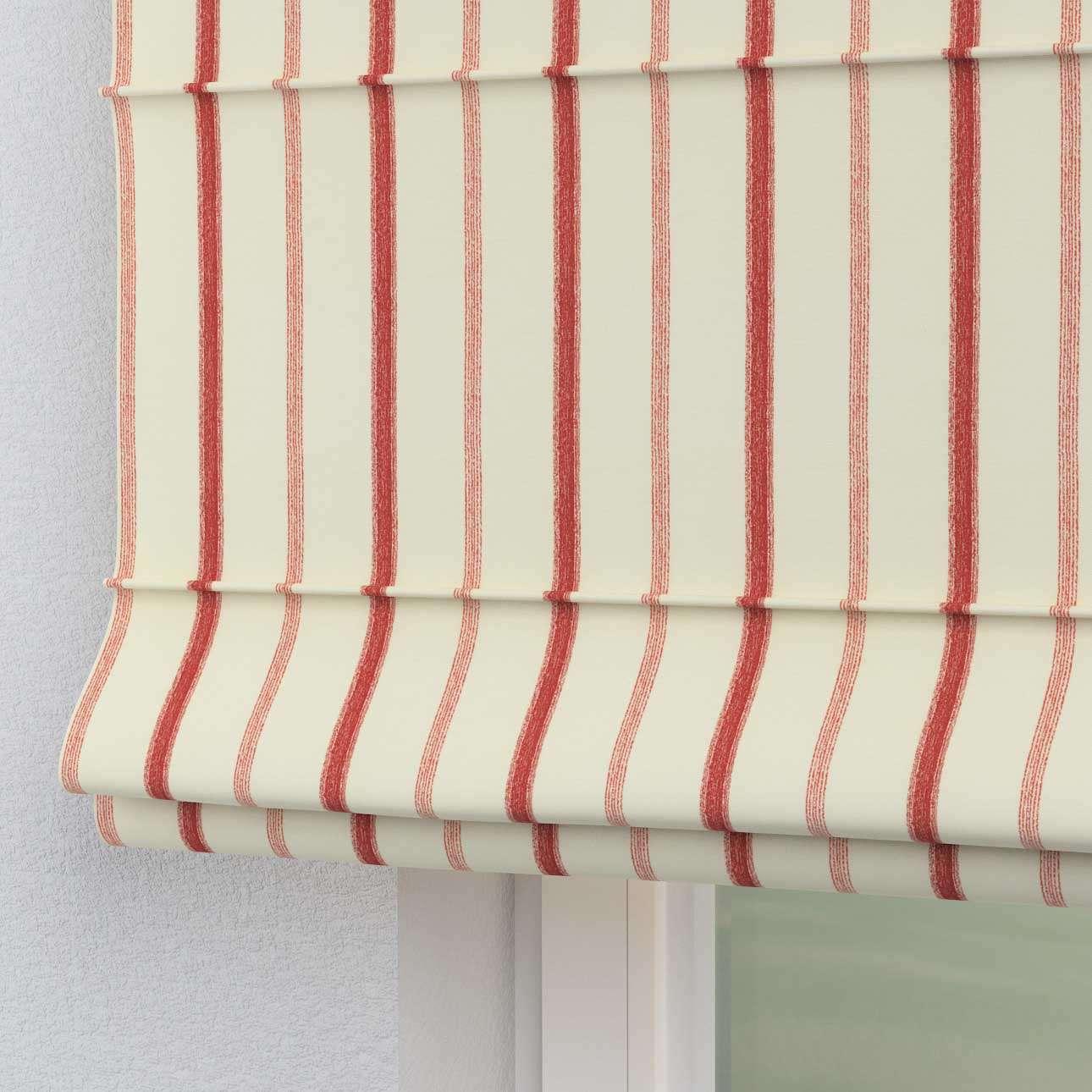 Foldegardin Verona<br/>Med stropper til gardinstang 80 x 170 cm fra kollektionen Avinon, Stof: 129-15
