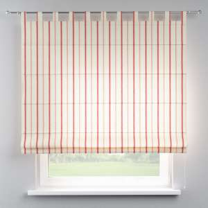 Verona tab top roman blind 80 x 170 cm (31.5 x 67 inch) in collection Avinon, fabric: 129-15