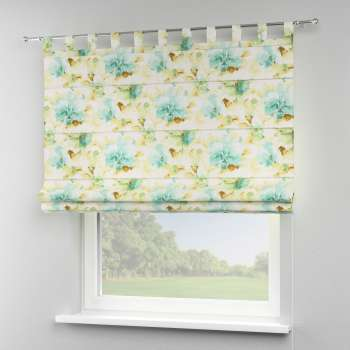 Verona tab top roman blind 80 x 170 cm (31.5 x 67 inch) in collection Acapulco, fabric: 141-35