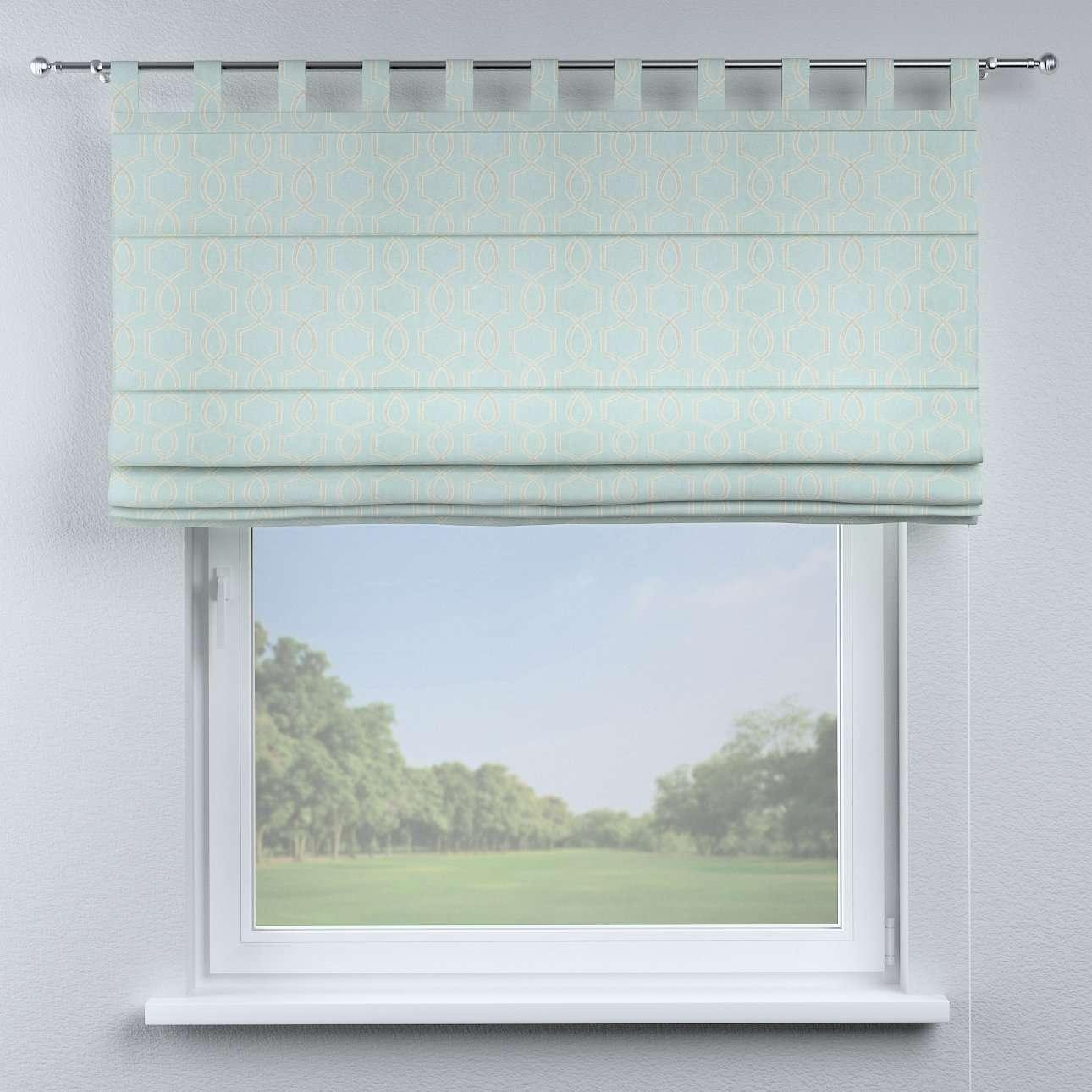 Foldegardin Verona<br/>Med stropper til gardinstang 80 x 170 cm fra kollektionen Comics, Stof: 141-24