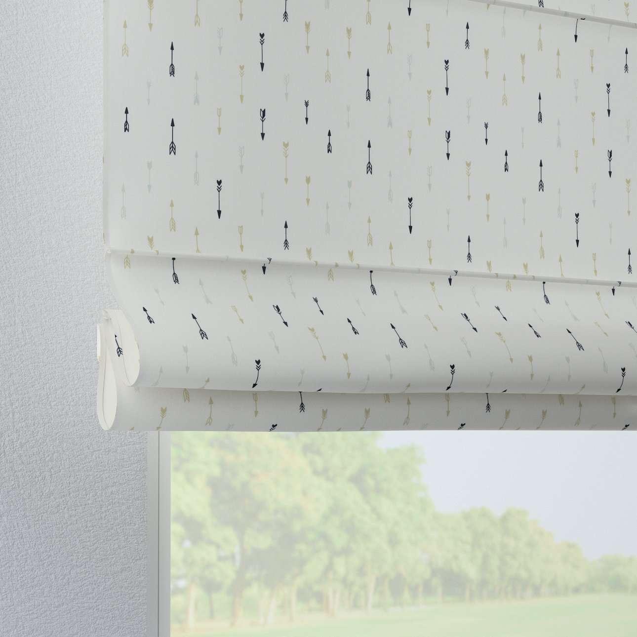 Liftgardin Verona<br/>Med stropper til gardinstang 80 × 170 cm fra kolleksjonen Adventure, Stoffets bredde: 141-82
