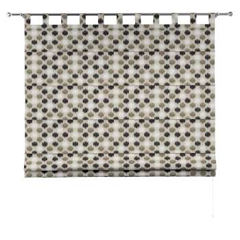 Verona tab top roman blind in collection Modern, fabric: 141-89