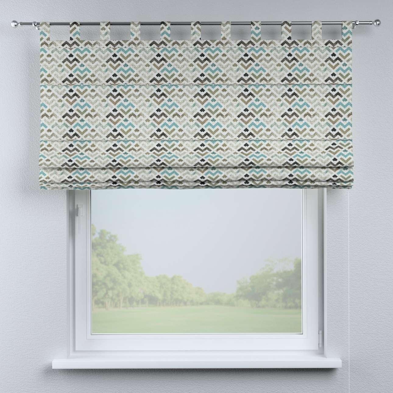 Liftgardin Verona<br/>Med stropper til gardinstang 80 × 170 cm fra kolleksjonen Modern, Stoffets bredde: 141-93