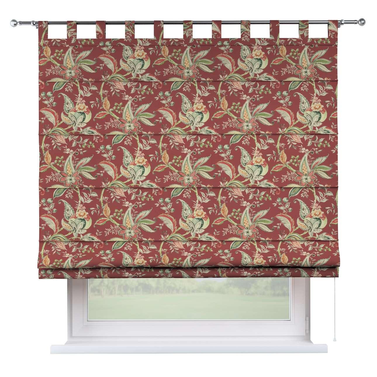 raffrollo verona rot 80 170 cm gardenia modecentren imc. Black Bedroom Furniture Sets. Home Design Ideas