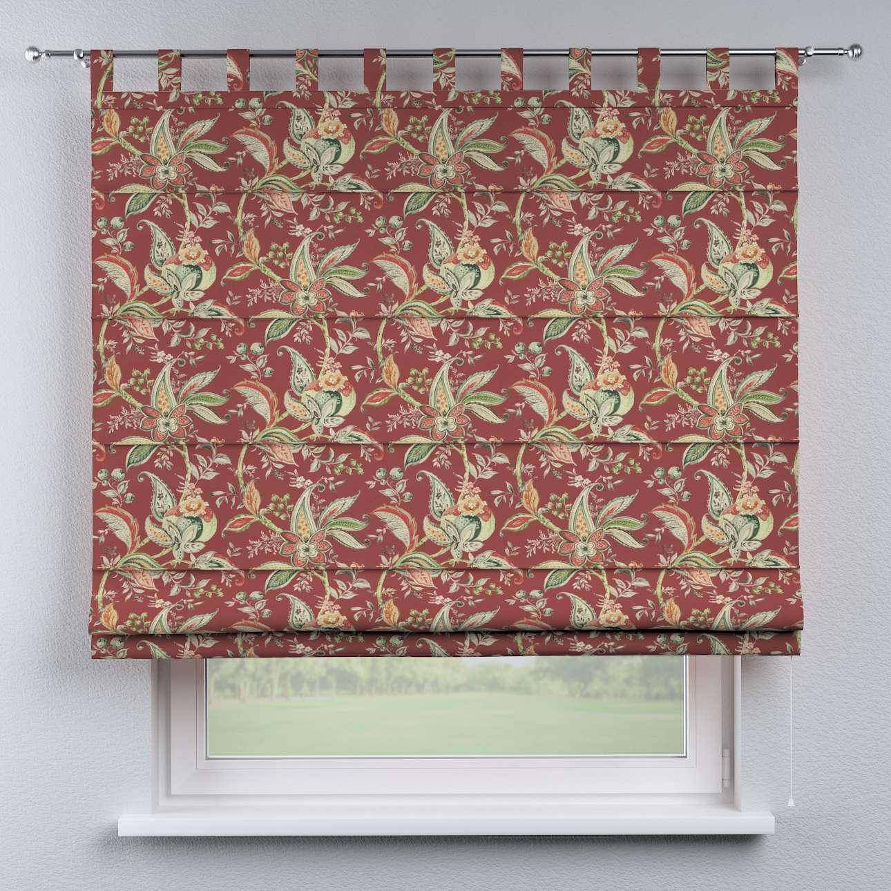 Liftgardin Verona<br/>Med stropper til gardinstang fra kolleksjonen Gardenia, Stoffets bredde: 142-12