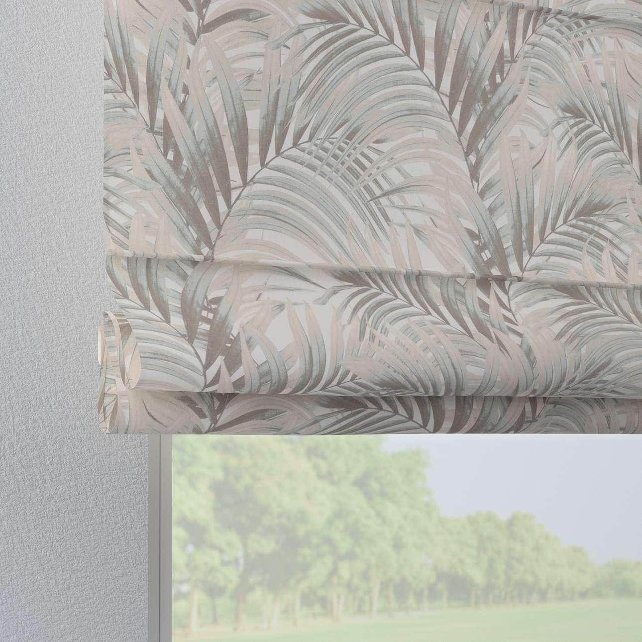 Foldegardin Verona<br/>Med stropper til gardinstang fra kollektionen Gardenia, Stof: 142-14