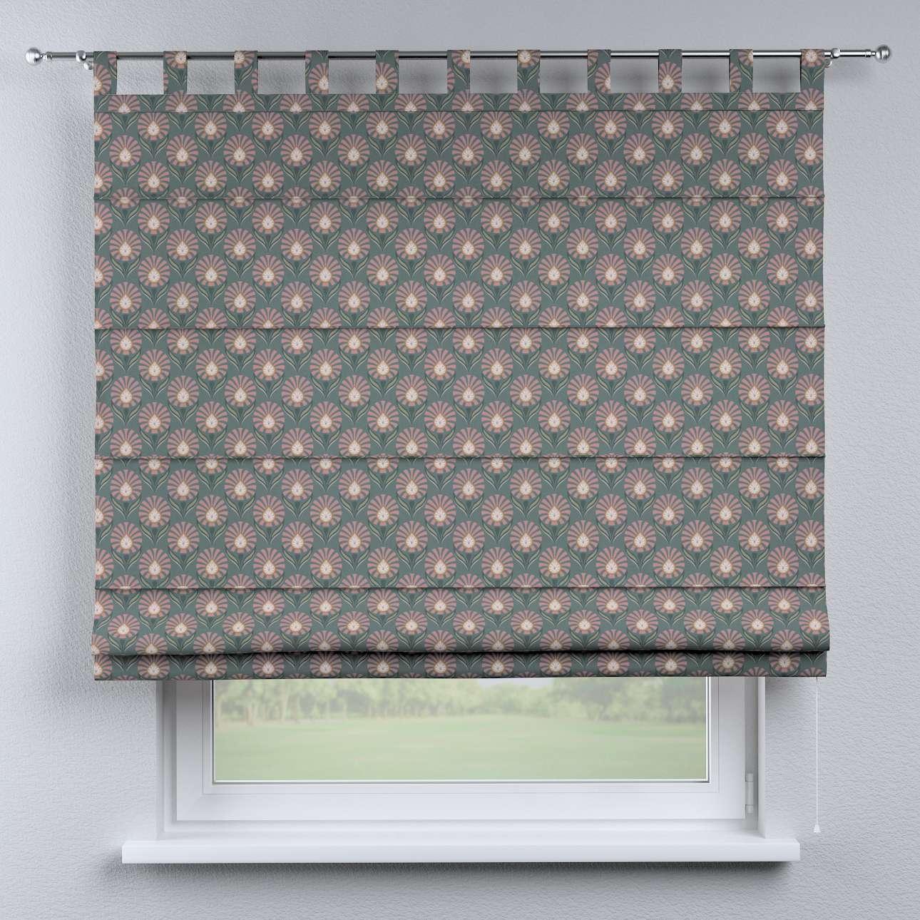 Liftgardin Verona<br/>Med stropper til gardinstang fra kolleksjonen Gardenia, Stoffets bredde: 142-17