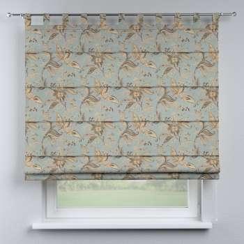 Foldegardin Verona<br/>Med stropper til gardinstang fra kollektionen Gardenia, Stof: 142-18