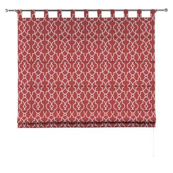 Liftgardin Verona<br/>Med stropper til gardinstang fra kolleksjonen Gardenia, Stoffets bredde: 142-21