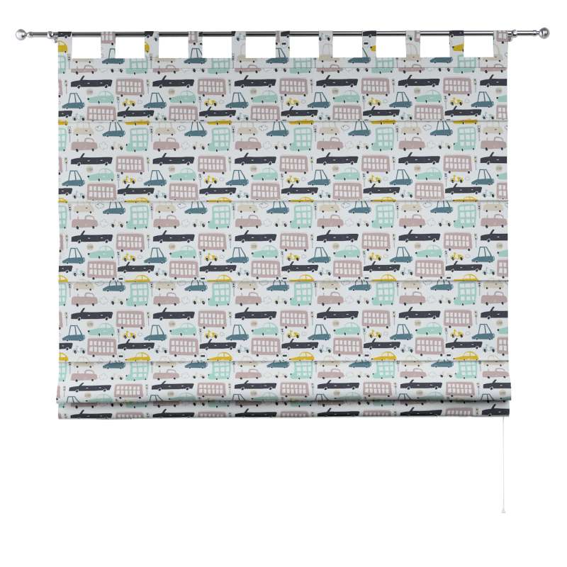 Oli tab top roman blind in collection Magic Collection, fabric: 500-02