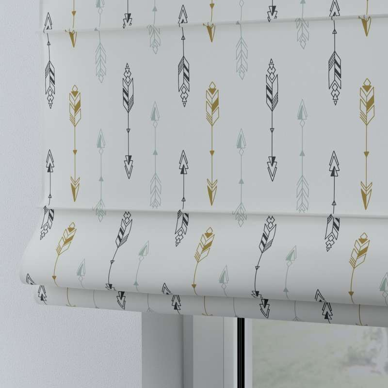 Oli tab top roman blind in collection Magic Collection, fabric: 500-07