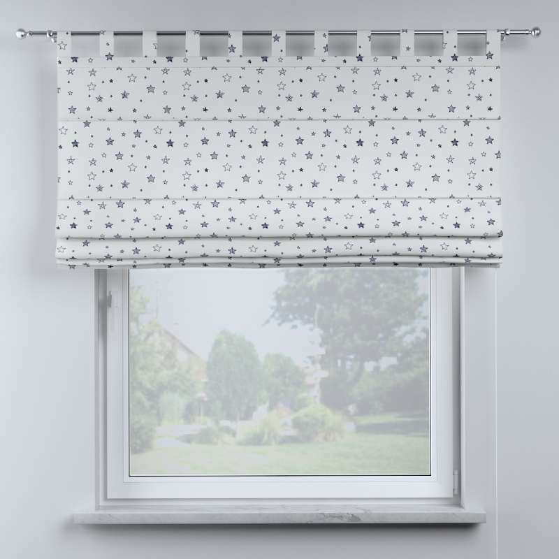 Oli tab top roman blind in collection Magic Collection, fabric: 500-08