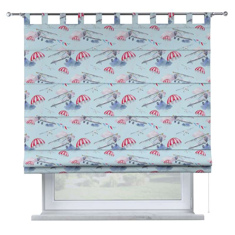 Oli tab top roman blind in collection Magic Collection, fabric: 500-10