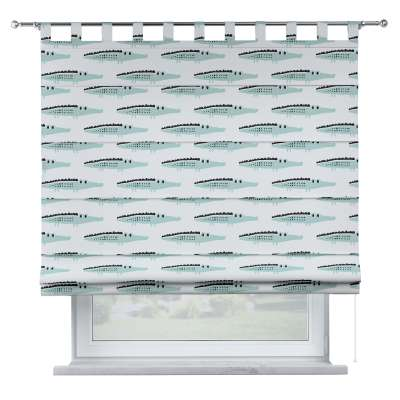 Oli tab top roman blind in collection Magic Collection, fabric: 500-11