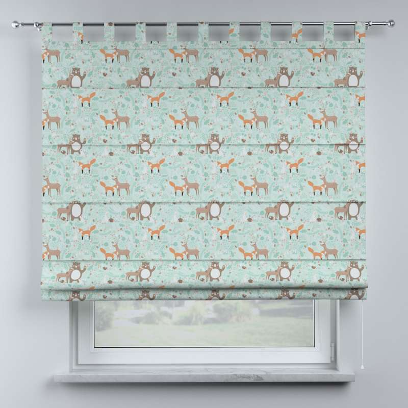 Oli tab top roman blind in collection Magic Collection, fabric: 500-15