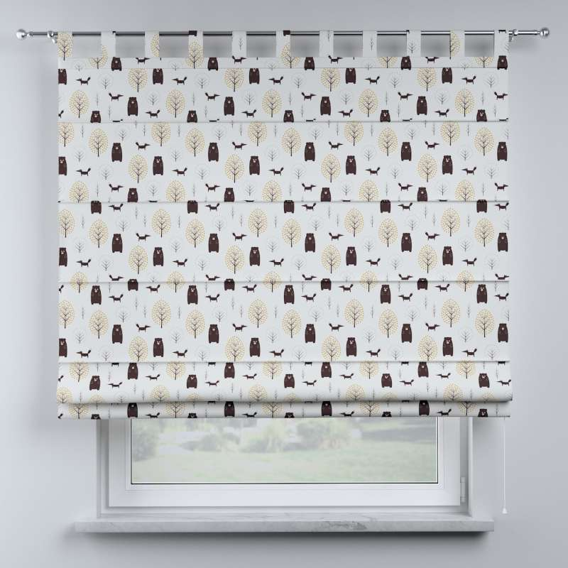 Oli tab top roman blind in collection Magic Collection, fabric: 500-19