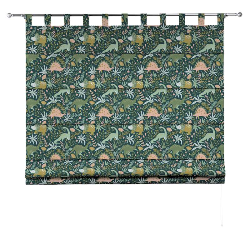 Oli tab top roman blind in collection Magic Collection, fabric: 500-20
