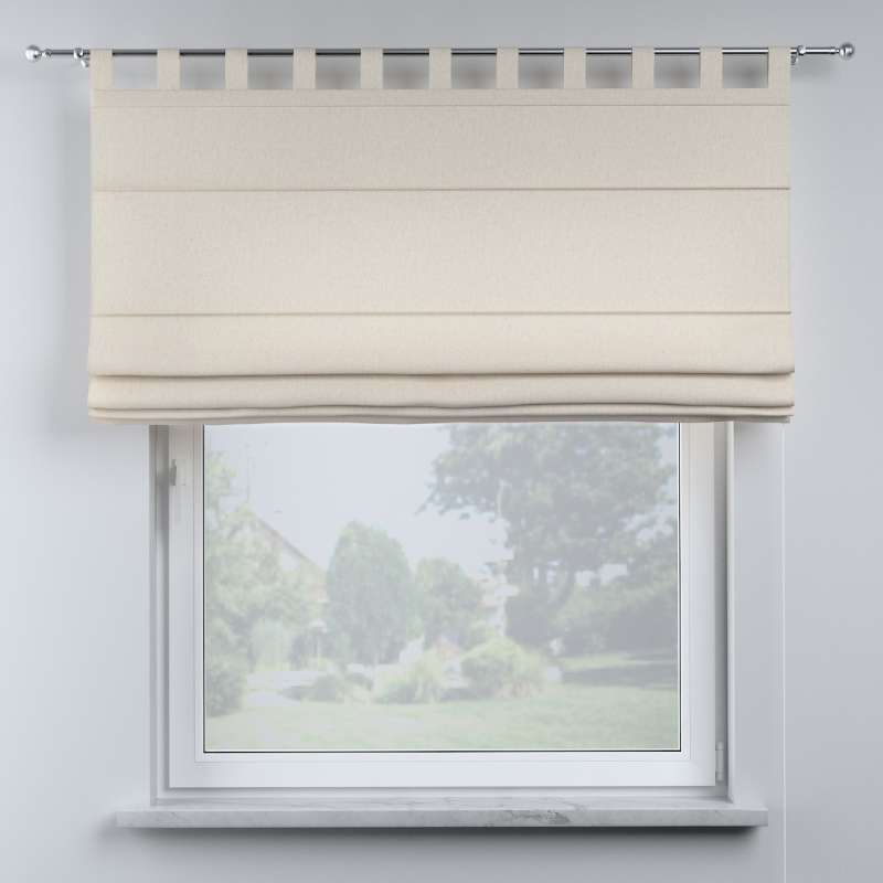 Oli tab top roman blind in collection Happiness, fabric: 133-65