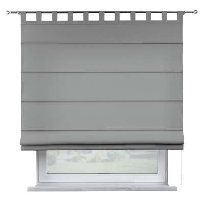 Oli tab top roman blind 133-24 grey Collection Happiness