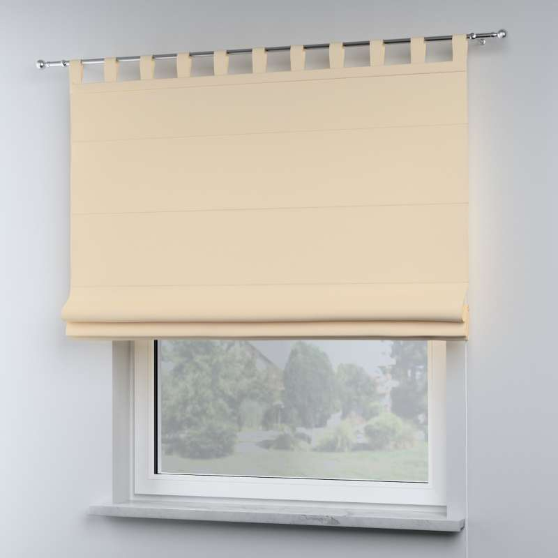Oli tab top roman blind in collection Cotton Story, fabric: 702-29