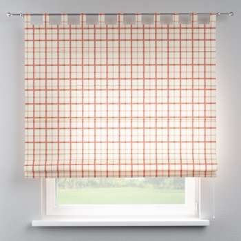 Verona tab top roman blind 80 × 170 cm (31.5 × 67 inch) in collection Avinon, fabric: 131-15