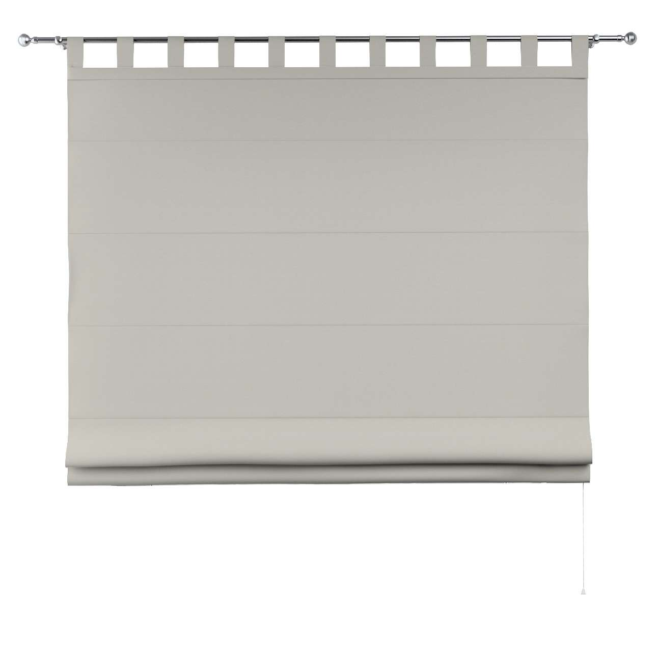 Oli tab top roman blind in collection Cotton Story, fabric: 702-31