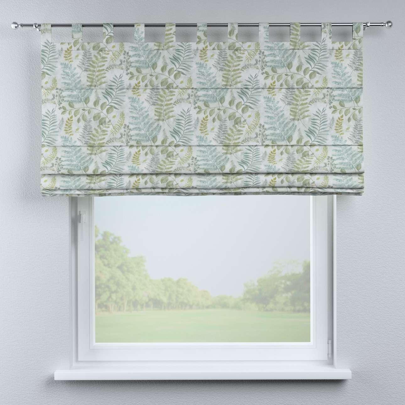Liftgardin Verona<br/>Med stropper til gardinstang fra kolleksjonen Pastel Forest, Stoffets bredde: 142-46