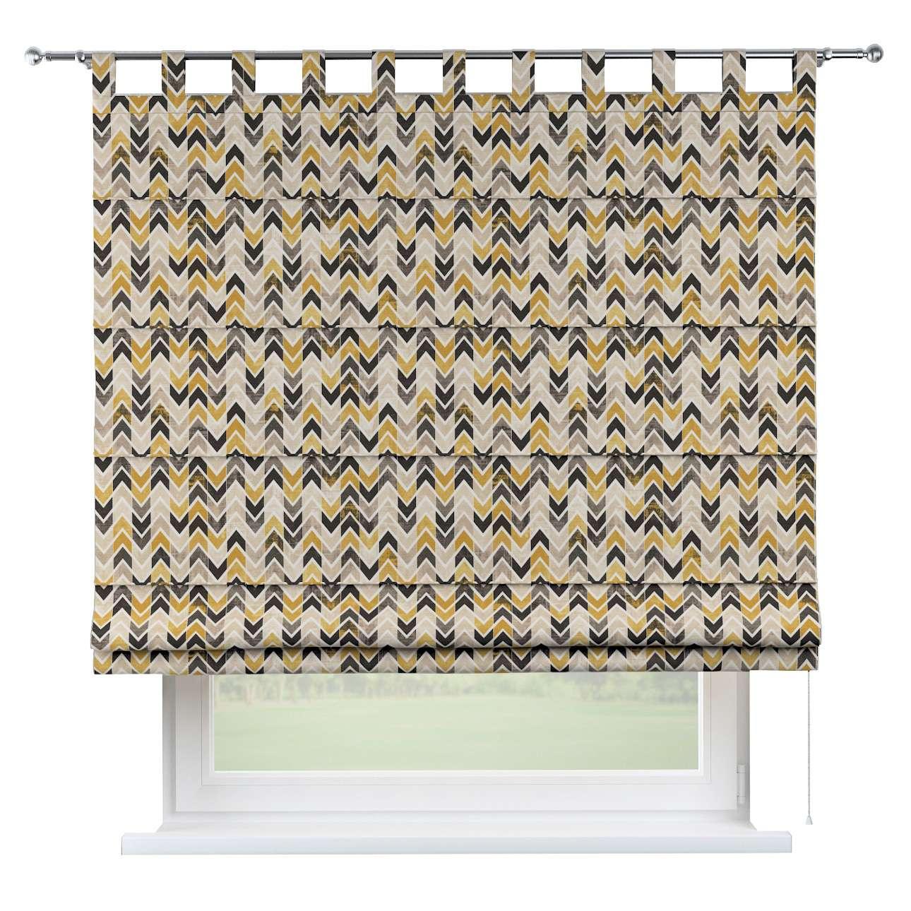 Liftgardin Verona<br/>Med stropper til gardinstang fra kolleksjonen Modern, Stoffets bredde: 142-79