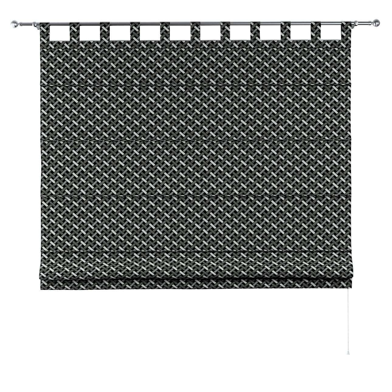 Rímska roleta Verona V kolekcii Black & White, tkanina: 142-87