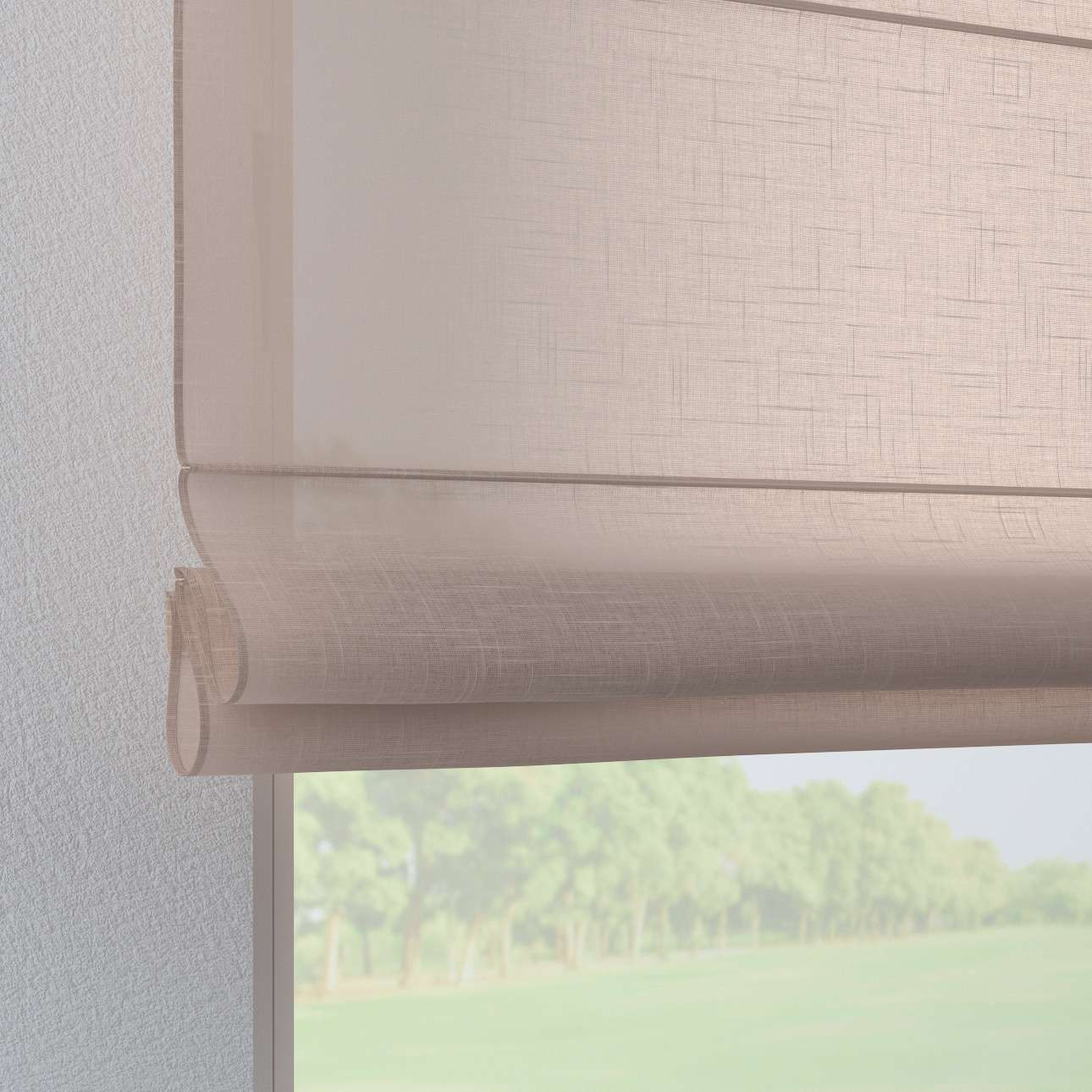 Oli tab top roman blind in collection Sweet Secret, fabric: 142-89