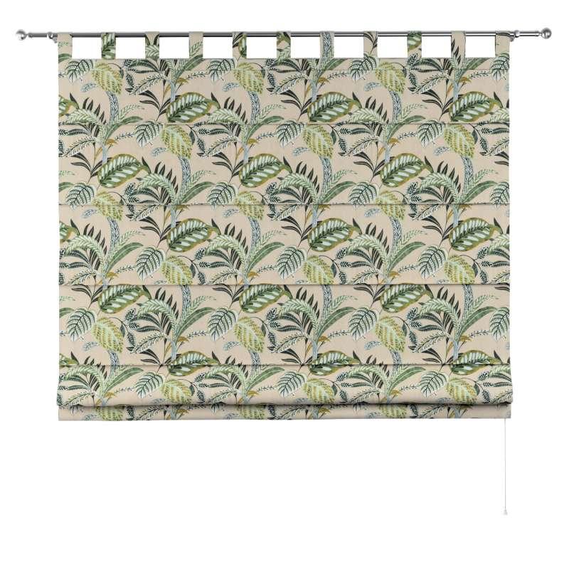 Rímska roleta Verona V kolekcii Tropical Island, tkanina: 142-96