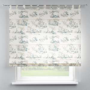 Foldegardin Verona<br/>Med stropper til gardinstang 80 x 170 cm fra kollektionen Avinon, Stof: 132-66