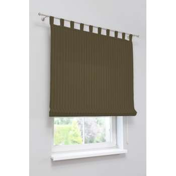 Verona tab top roman blind 80 × 170 cm (31.5 × 67 inch) in collection SALE, fabric: 411-53