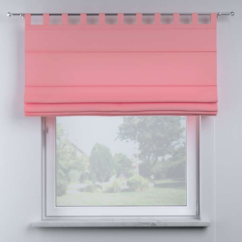 Oli tab top roman blind in collection Happiness, fabric: 133-62