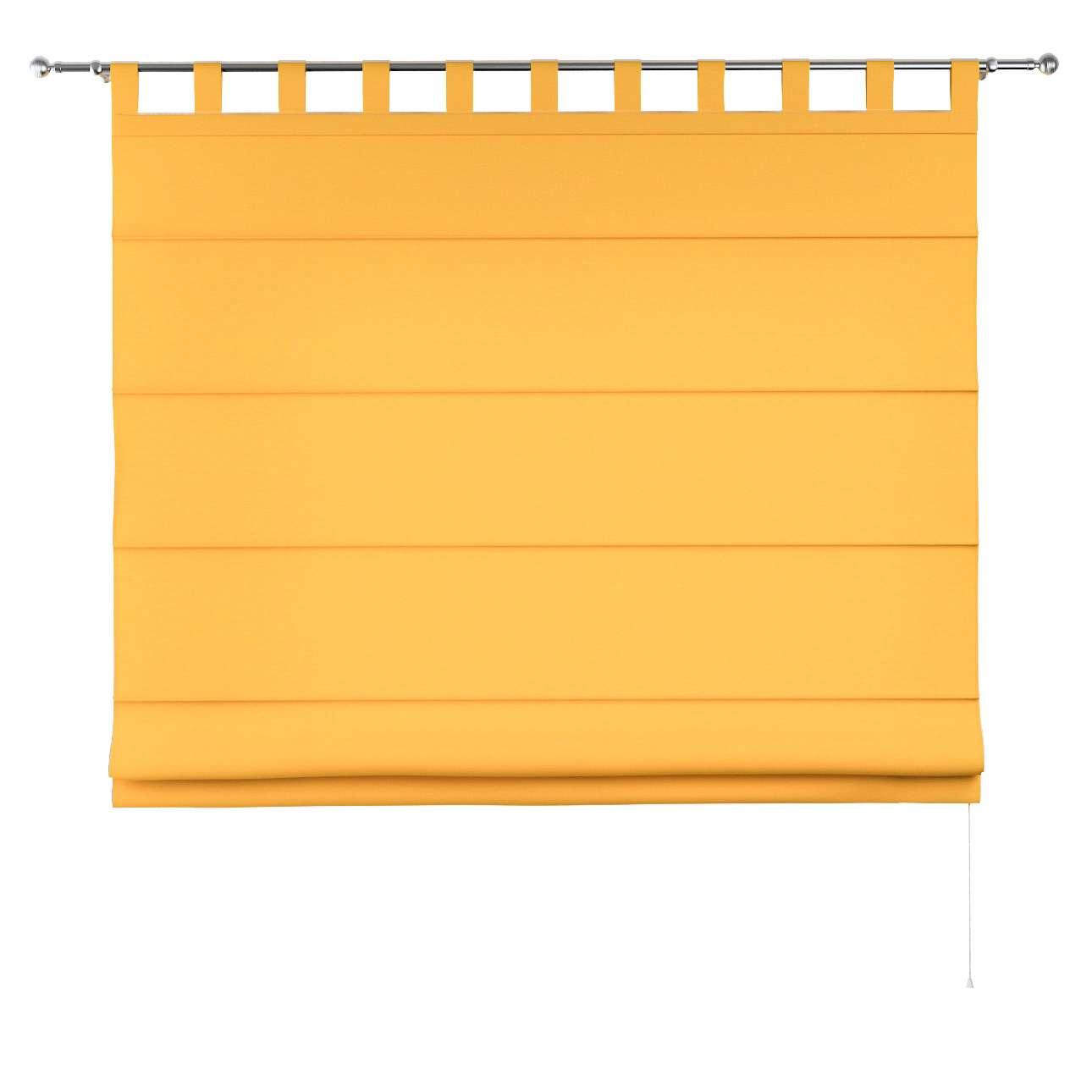 Foldegardin Verona<br/>Med stropper til gardinstang fra kollektionen Loneta, Stof: 133-40
