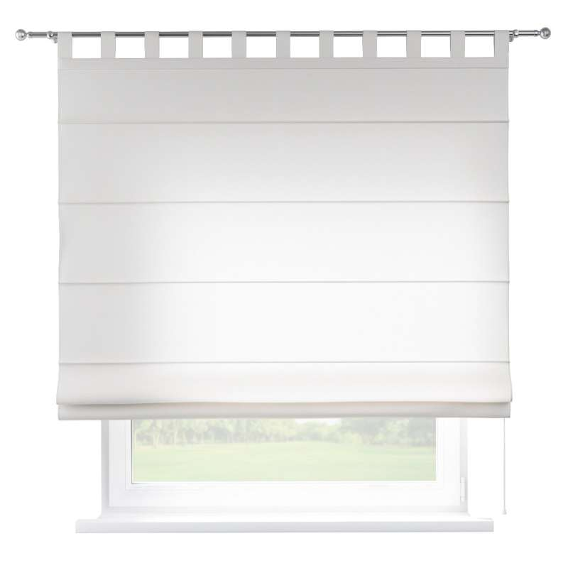 Oli tab top roman blind in collection Nature, fabric: 392-04