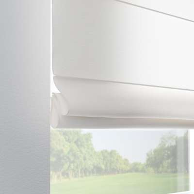 Oli tab top roman blind 392-04 white Collection Nature