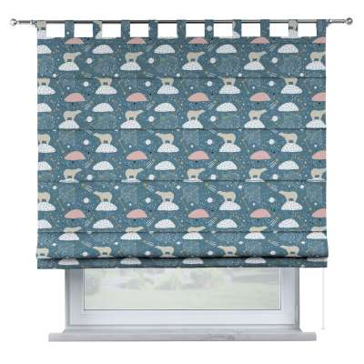Oli tab top roman blind 500-45 blue Collection Magic Collection